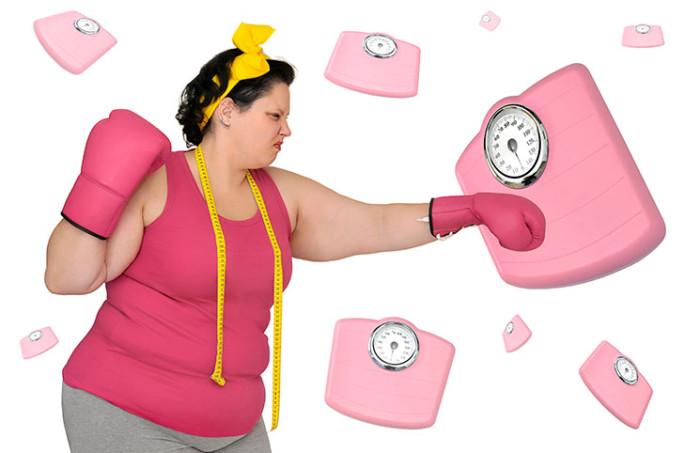 Чтобы похудеть, нужно двигаться