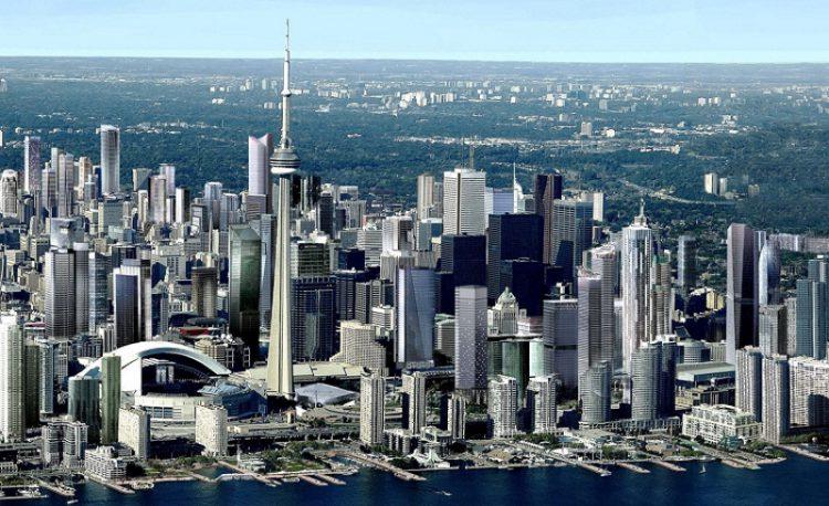 Торонто в Онтарио