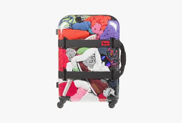 В путешествие с прозрачным чемоданом 3
