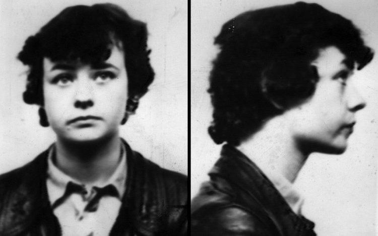 Мэри Белл после освобождения