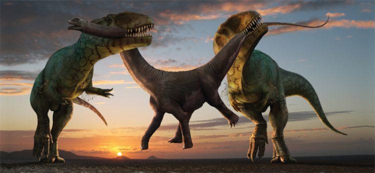 Кархародонтозавр