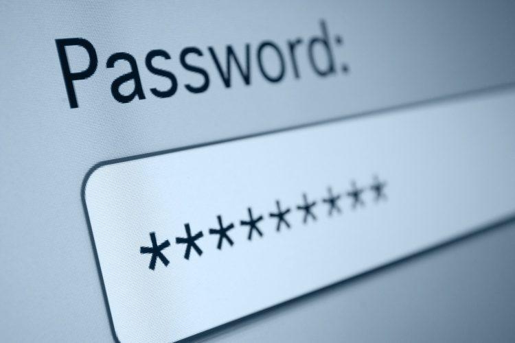 пароль для почты