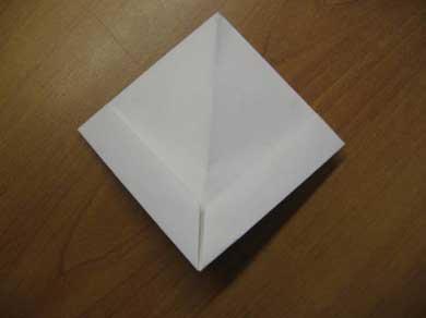 Треугольный кармашек