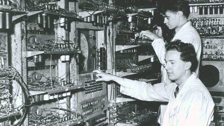 Разработчики первых компьютеров