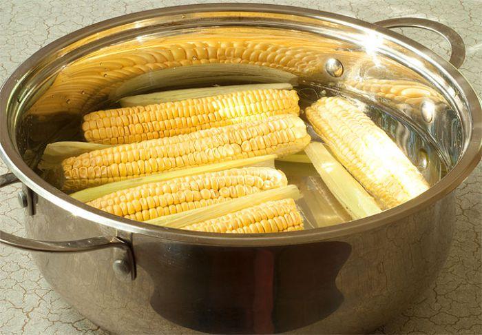 Емкость для варки кукурузы