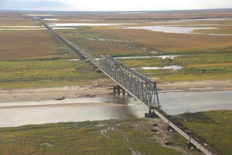 Мост через Юбей