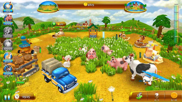 Игра Ферма