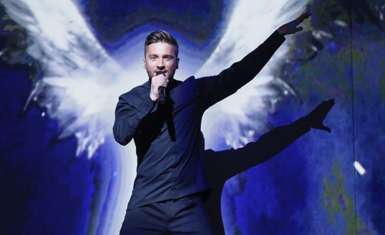 Евровидение-2016: Лазарев первый в зрительском голосовании