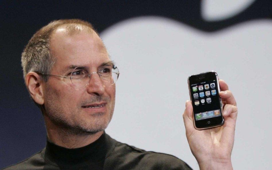 презентация первого айфона