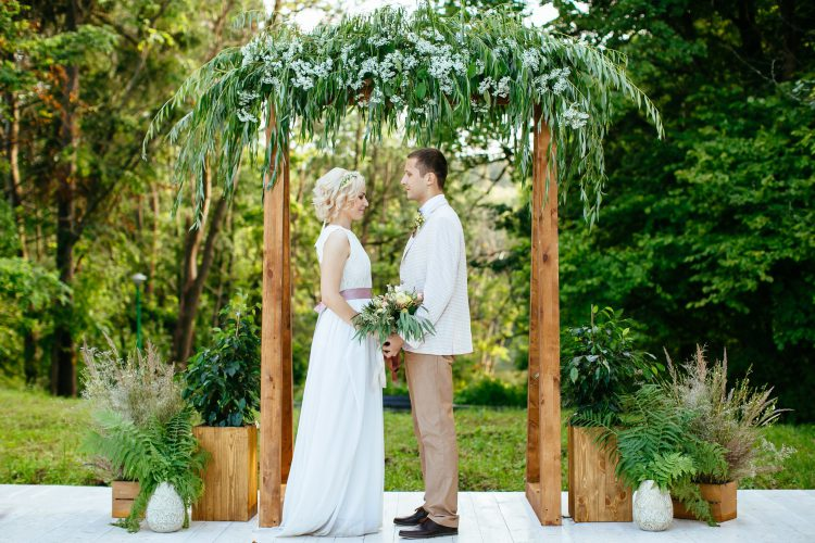 Какая свадьба 5 лет