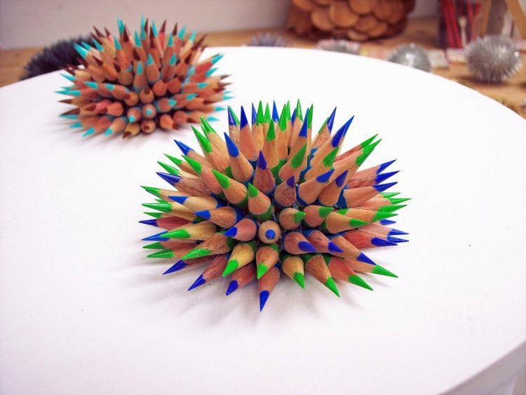заточенный карандаш