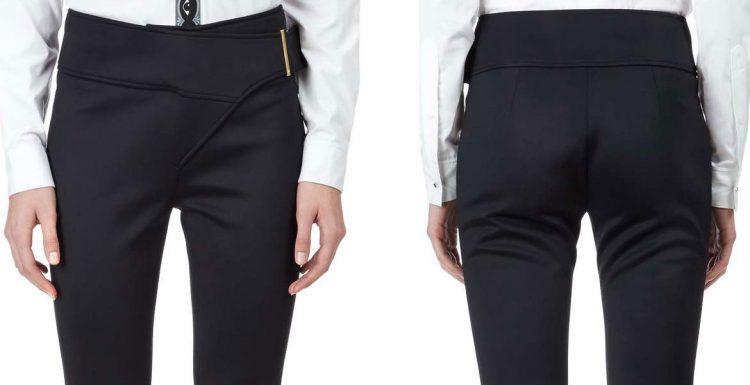 Спортивные штаны из полиэстера