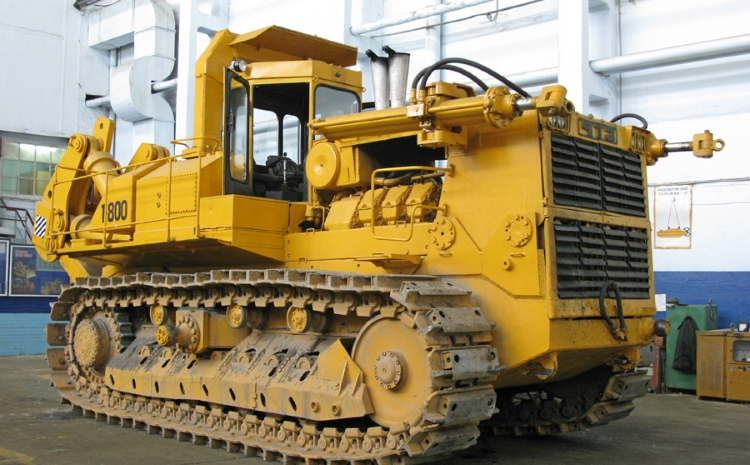 Трактор Т-800