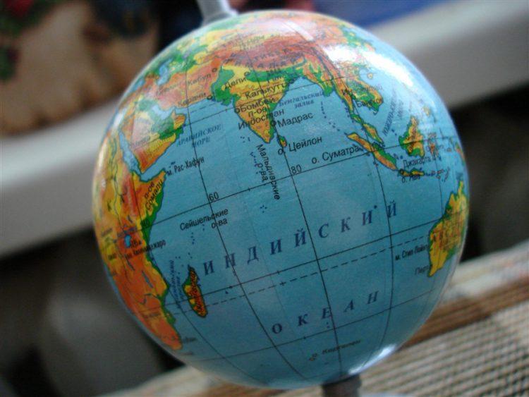 Что изучает география