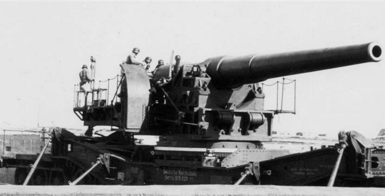 Пушка «Сен-Шамон»