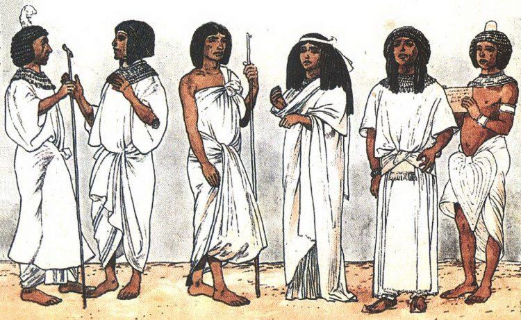свадьба в древнем египте