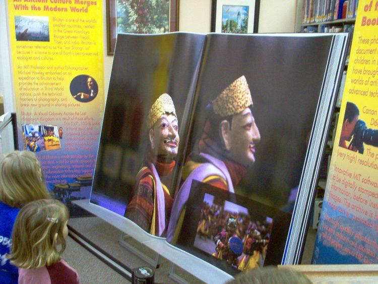 Гигантская визуальная одиссея по королевству Бутан