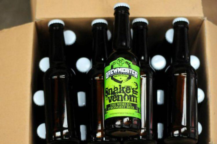 пиво Змеиный яд