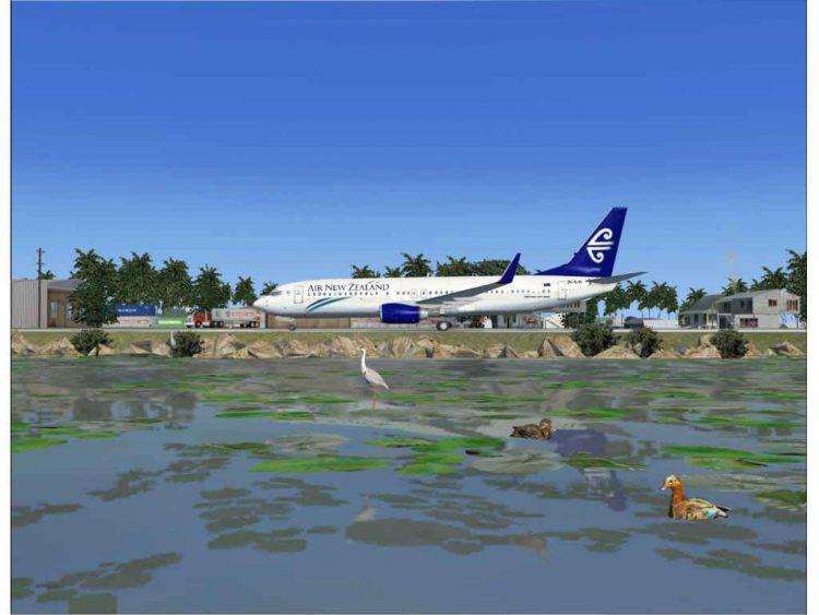 Авиарейс в Тувалу