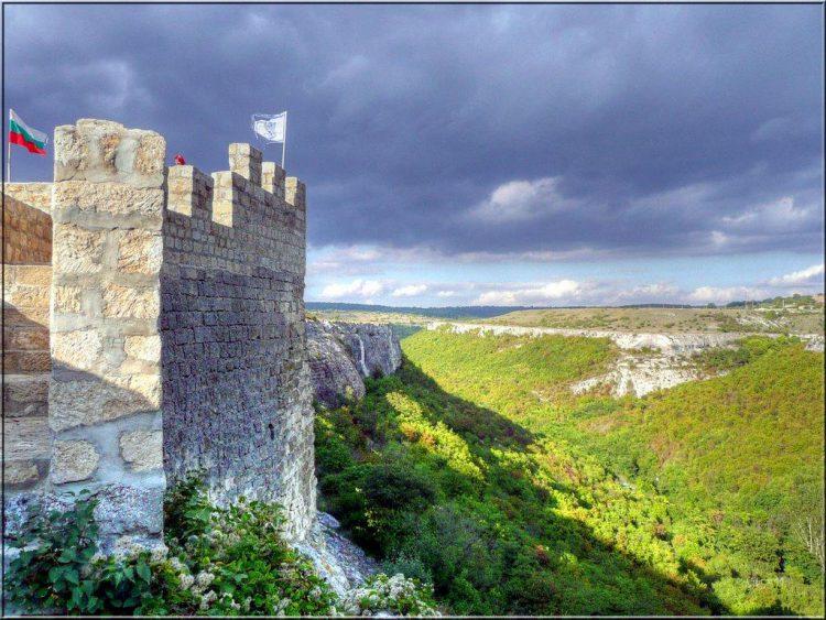 Крепость Овеч в Болгарии