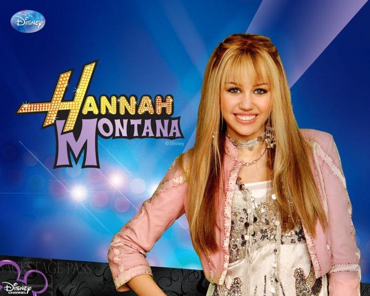 Ханна Монтана - кумир миллионов школьников по всему миру