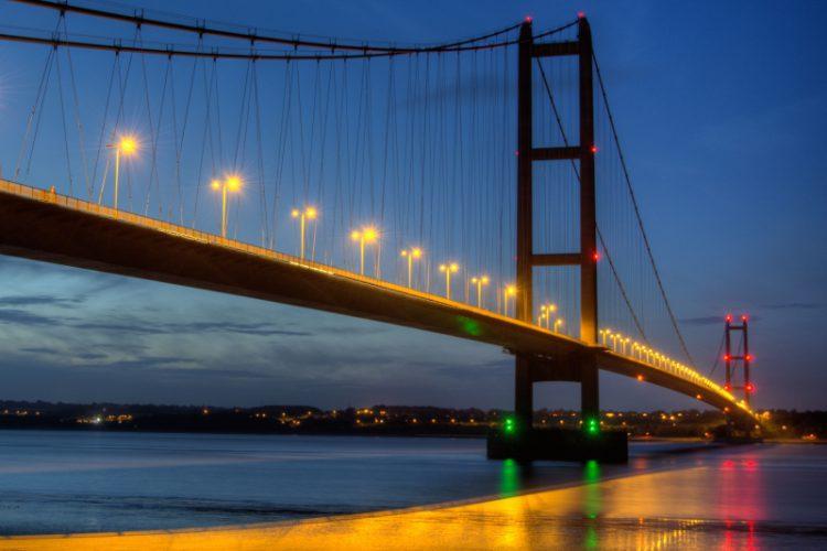 мост Хамбер