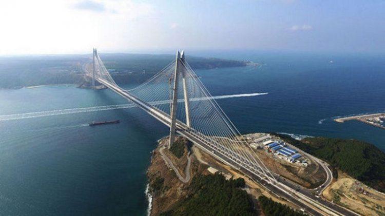 Мост Султана Селима Грозного