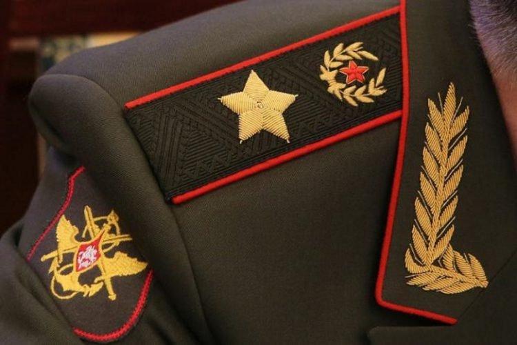 Самый молодой генерал в России