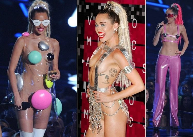 MTV Video Music Awards-2015