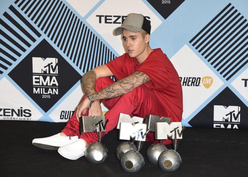 MTV ЕМА - 2015