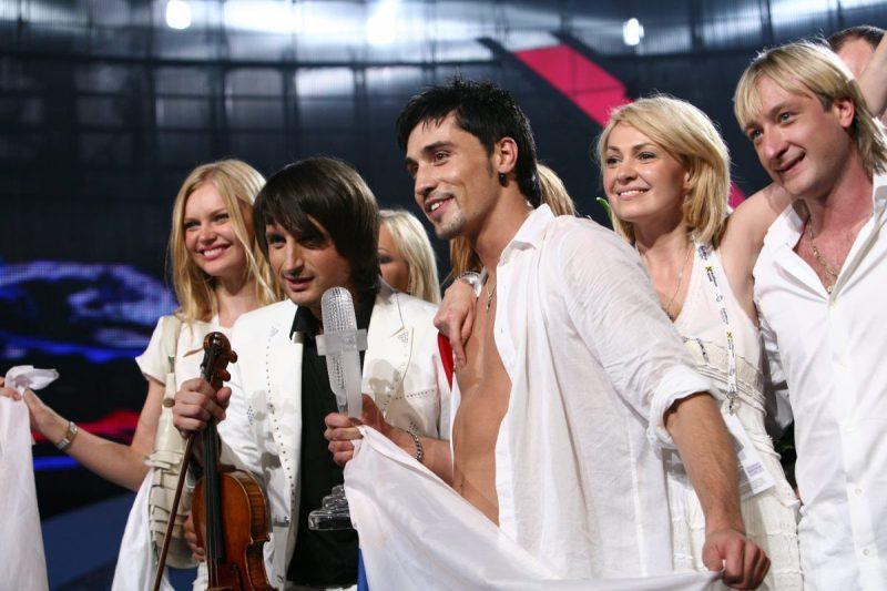 Евровидение 2008 - победа