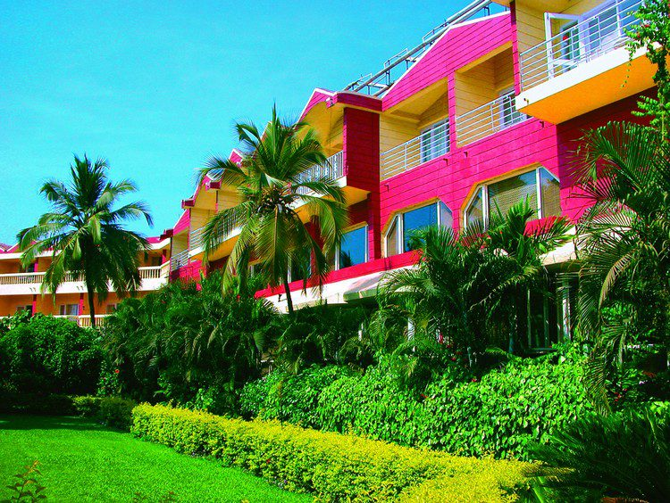 Отель Majorda Beach Resort 5*