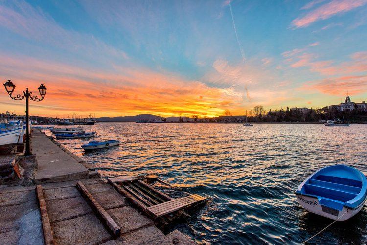 Курорт Сизополь в Болгарии