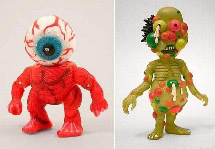 Самые странные игрушки