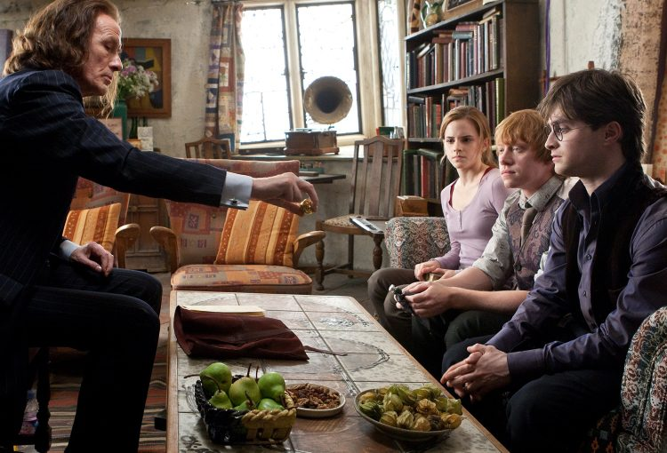 Гарри Поттер и Дары смерти 1