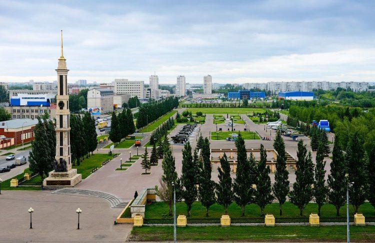 городские парки Казани