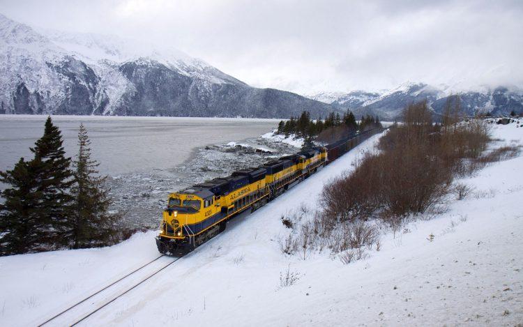 Железные дороги Аляски