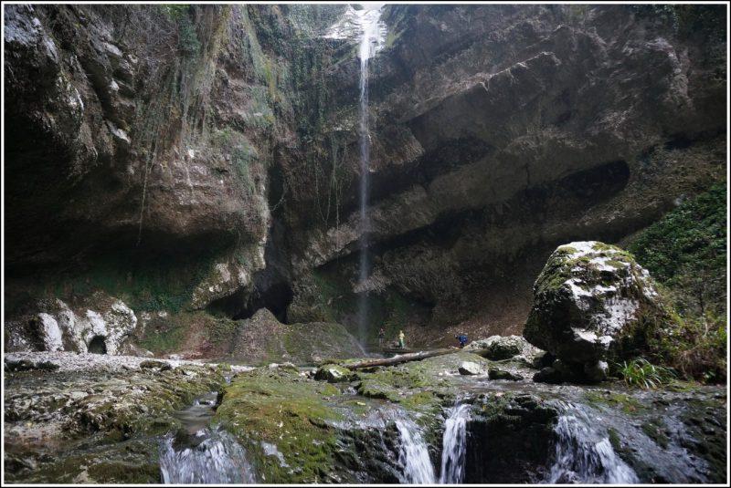 Водопад Драконья пасть