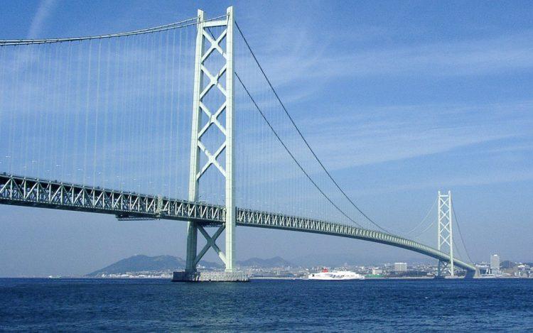 Мост Акаси- Кайке