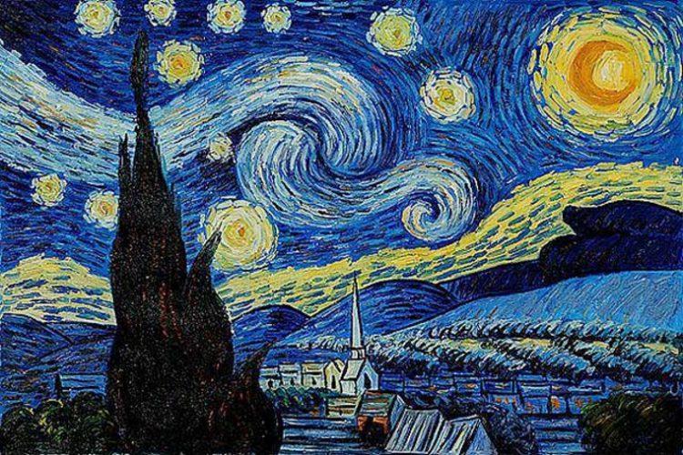 «Звездная ночь»