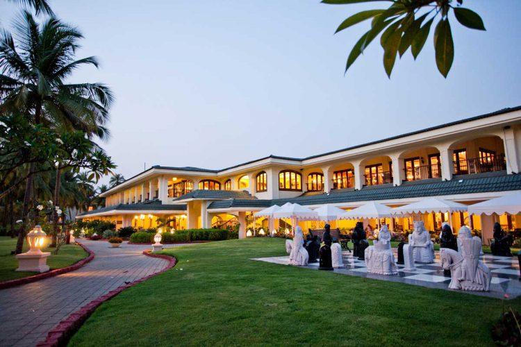 Отель Taj Exotica 5*