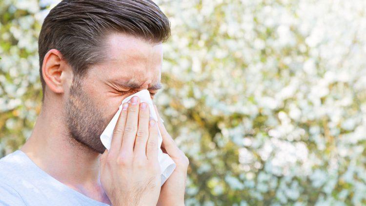 Необычные причины аллергии