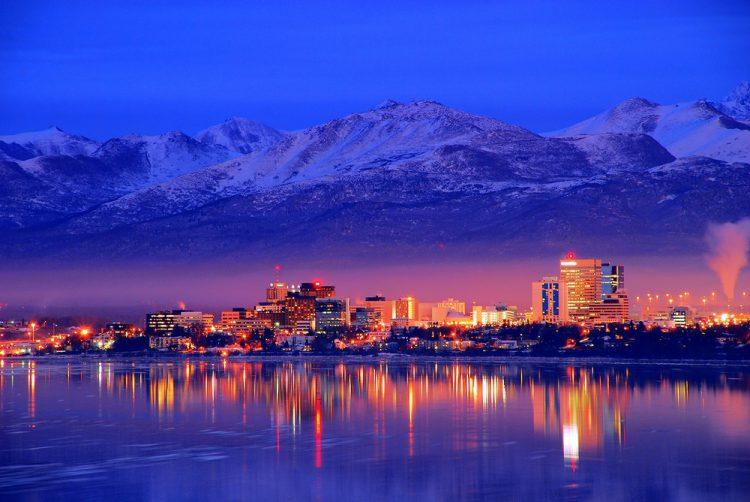 Современная Аляска