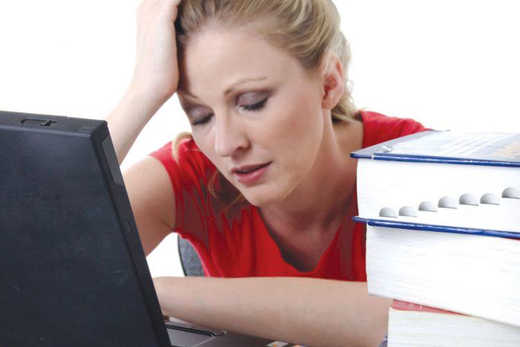 Повышенная утомляемость из-за дефицита железа