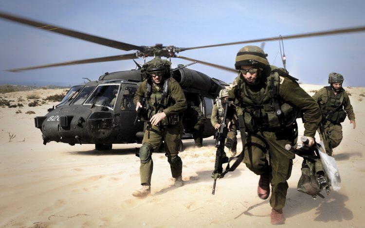 Израильская армия Цахал