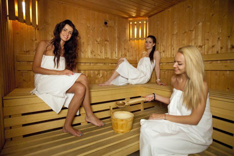 Правила посещения паровой бани
