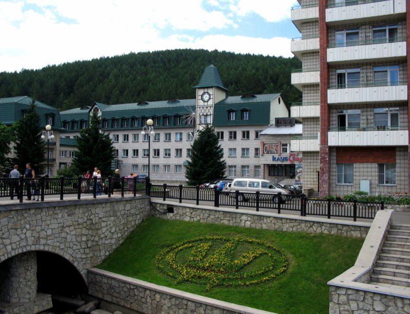 Курорт Алтая Белокуриха