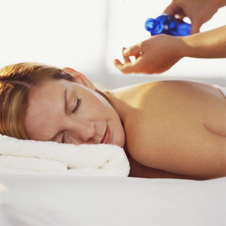 Касторовое масло в медицине для массажа