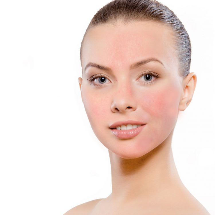 Аллергия кожи на косметику
