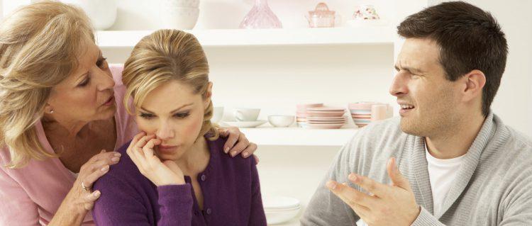 Семейные кризисы - причины